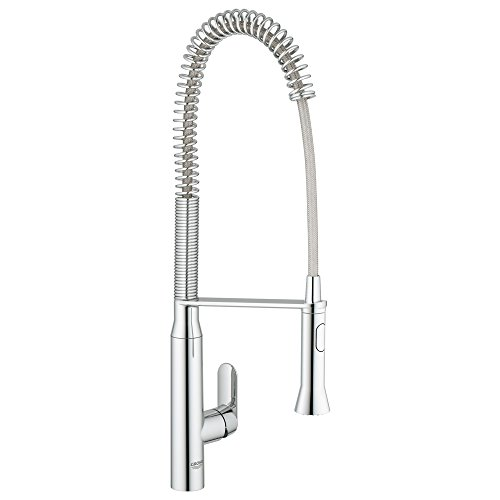 grohe kitchen faucet in chrome - 3