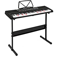 Best Lighted Keyboard Pianos 2019 - BecomeSingers Com