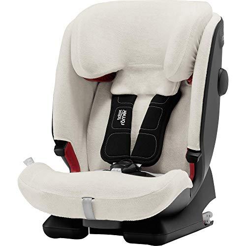 Romer 22888 - Fundas para asiento de coche, unisex, color blanco
