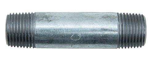 Cornat Verzinkter Rohrnippel, 1/2 Zoll  x 80 mm, VFB530128