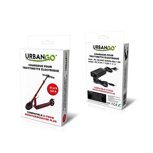 Urbango oplader voor elektrische scooters, compatibel met T-twow Booster, niet zwart, 0
