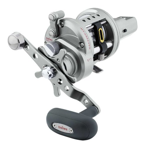 Daiwa STTLW20LCHA 6.1:1 Saltist Levelwind Line Counter High Speed Reel