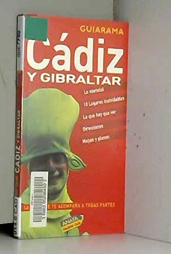 Guiarama - Cádiz y gibraltar