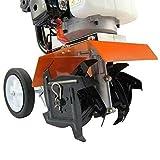 Best Garden Tillers - Dealourus 52CC Garden Petrol Tiller Engine 3HP 2 Review