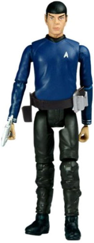 Star Trek - Galaxy Series 3.75 Inch   Action Figure  07 - Spock (Enterprise Outfit) Hot Toys Star Trek