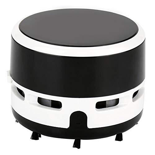 Vac Jadpes Tafelstofzuiger, draagbaar, voor desktop, computer en toetsenbord, werkt op batterijen #02