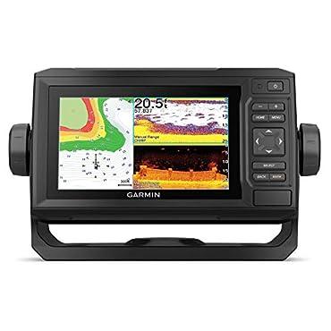 Garmin EchoMap UHD 63cv Chartplotter / Fishfinder with GT24 Transducer 010-02330-01