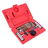 OFF ROAD BOAR Heavy Duty Tire Repair Kit, Universal Tire Plug Kit for Car, Truck, Jeep, Motorcycle, RV, SUV, ATV, Tractor, Trailer, 52PCS Tire Repair Tools Fix Punctures and Plug Flats