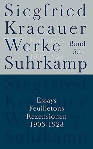 Werke in neun Bänden: Band 5: Essays, Feuilletons, Rezensionen