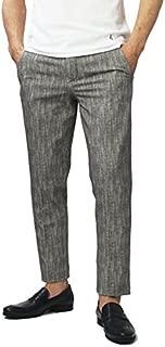 CIRCOLO 1901 コットン ヘリンボーンプリント ジャージー セットアップ パンツ