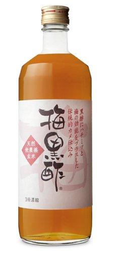 梅黒酢 720ml