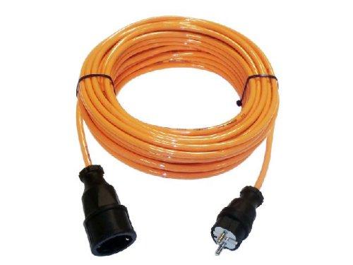 Verlängerungskabel PUR-Kabel H07BQ-F 15m 3x2,5mm² Verlängerung NEU Kabel Stromkabel