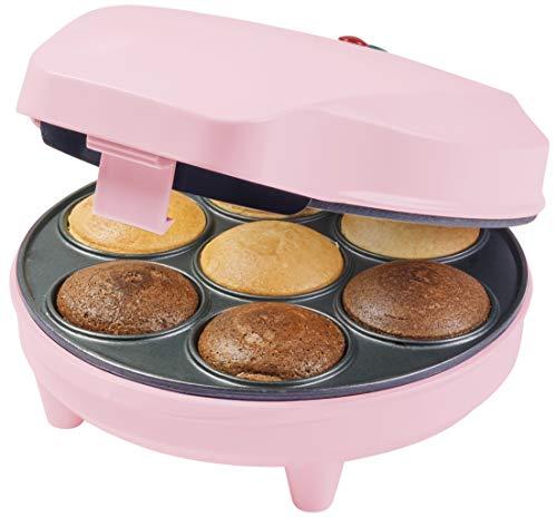 Bestron Appareil à cupcake au design rétro,...