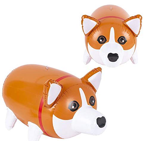 Lowest Price! DollarItemDirect 24 inches Corgi Inflate, Case of 96