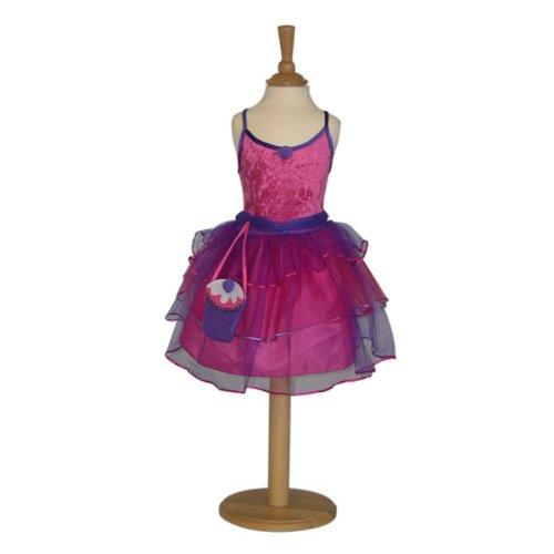 Cupcake Fairy Princess Déguisé Costume 2-3 ans [Jouet]