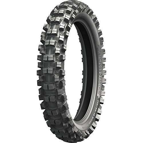MICHELIN StarCross 5 Medium Motocross Bias Tire-120/80-19 63M