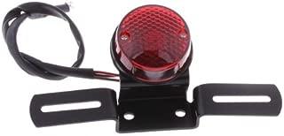 spie di modifica moto retr/ò Yctze Fanali posteriori a LED
