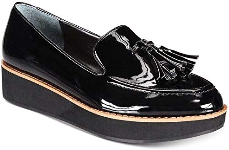 Bar III Womens Danton Closed Toe Loafers