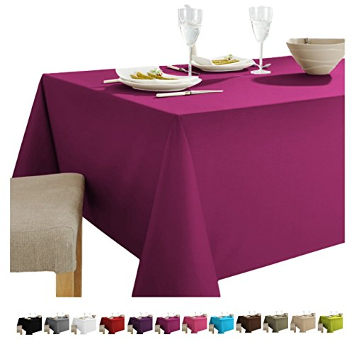 "Rectangular lace cream//dark gold Tablecloth 140x240cm 55/""x94/"" perfect gift"