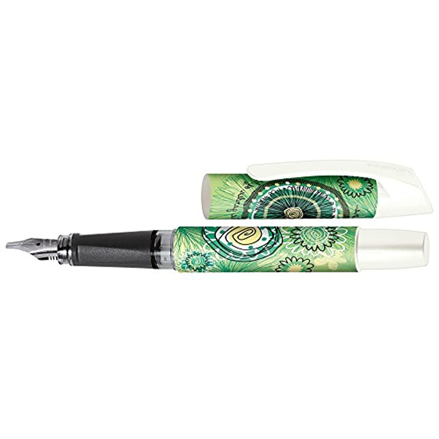 Best Writer Calligraphy Pen Campus Fashion Green Garden
