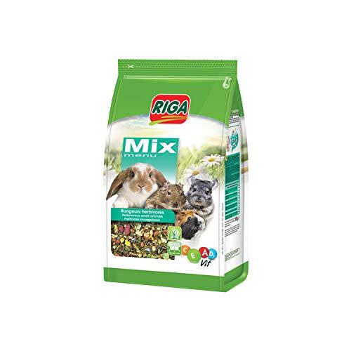 Riga Mix Pflanzenfressende Nager, 3 kg
