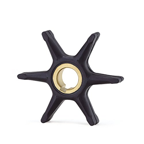 Full Power Plus Brass Impeller Replacement For Johnson Evinrudet 9hp 9.5hp 10hp Water Pump Impeller Replacement Sierra 18-3003 377178 775519