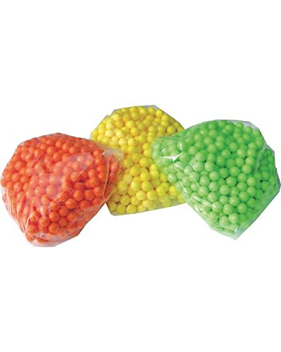 May Vary Paintball Pellets .68 Caliber