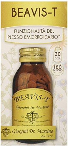 Dr. Giorgini Integratore Alimentare, Beavis Pastiglie - 90 g