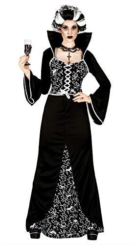 Disfraz para mujer de Vampiresa Royal para Halloween