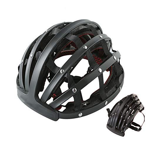 軽量自転車用ヘルメット、折りたたみ式換気、スーパー快適で調節可能なサイズ機能、アウトドアサイクリング、スケートボードなど