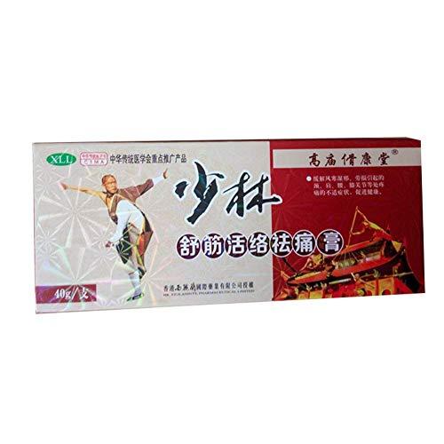 Steellwingsf Chinesische Shaolin Analgetik-Creme, Rückensalbe zur Schmerzlinderung bei rheumatoider Arthritis