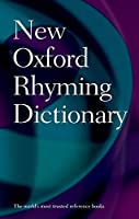 New Oxford Rhyming Dictionary (Oxford Quick Reference)