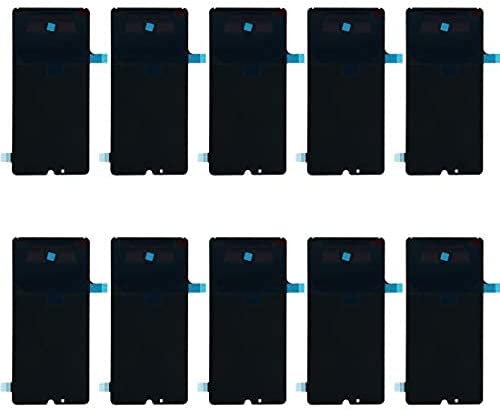 QIAOMEL 10 PCS LCD Digitizer Adhesive Repair In a popularity Popular brand in the world Part Back Stickers
