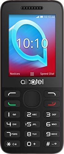 Alcatel Teléfono Móvil (Pantalla de 6,1 cm (2,4), cámara VGA) Cocoa Gris
