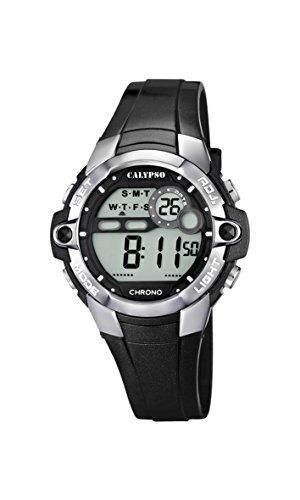 Calypso Watches Jungen-Armbanduhr Digital Quarz Plastik K5617/6