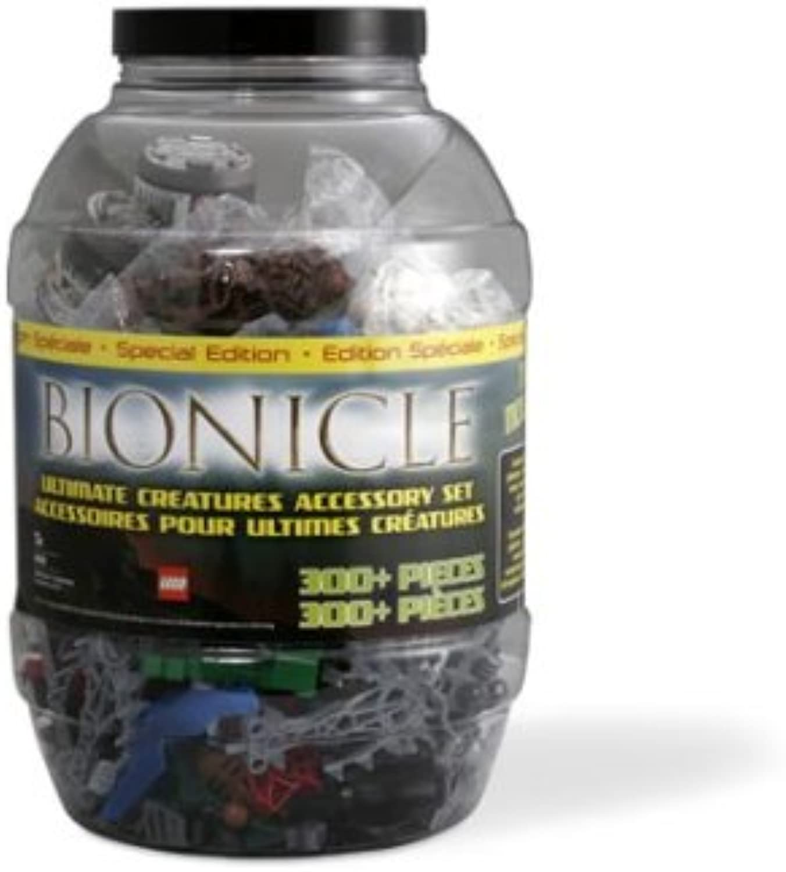 LEGO Bionicle 6638 Special Edition Ultimate Creatures Accessory Set by LEGO B000EQH1RA  Merkwürdige Form   | Einfach zu bedienen