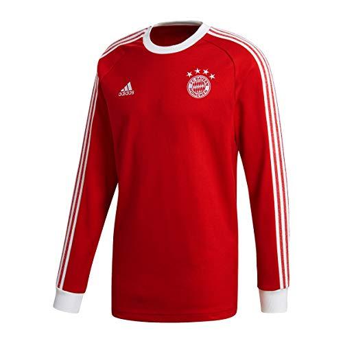 adidas FC Bayern Munchen Temporada 2020/21 FCB Icons tee Camiseta, Unisex, rojfcb,...