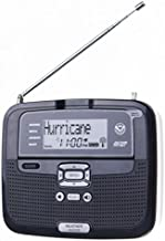 Radio Shack SAME All Hazards Desktop Weather Alert Radio NOAA - 12-521 by Home Comforts