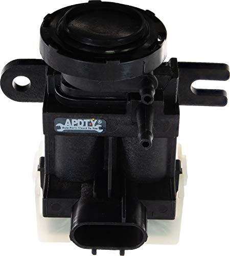 APDTY 711513 4WD Vacuum Control Solenoid Actuator Switch Fits 1999-2010 Ford Super Duty Trucks (F250, F350, F450, F550) 2000-2005 Excursion (Replaces 7C3Z9H465A, F81A-9H465-BA, F81Z 9H465-BA)