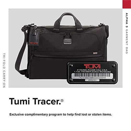 [トゥミ]ガーメントバッグ公式正規品TUMIAlpha3ガーメント・バッグ・トライフォールド・キャリーオンBlack