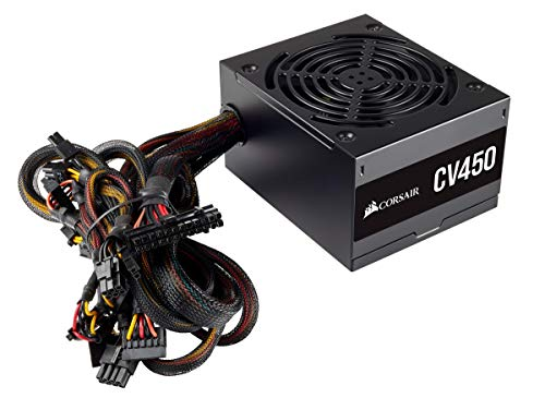 Corsair CV 450 W 80+ Bronze Certified ATX Power Supply
