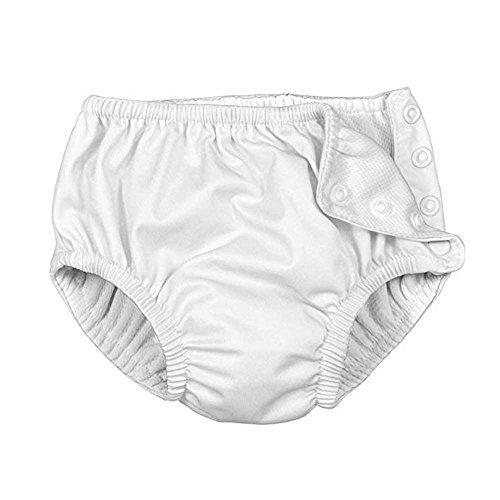 Topgrowth Pannolino Costume Neonato Pannolini Lavabili Bambina Bambino Riutilizzabile Assorbente Pantaloncini Nuoto Pannolino