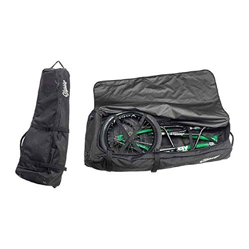 ODYSSEY BMX Bike Bag Black