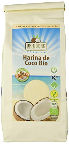 Dr. Goerg Premium Bio-Kokosmehl, 600 g