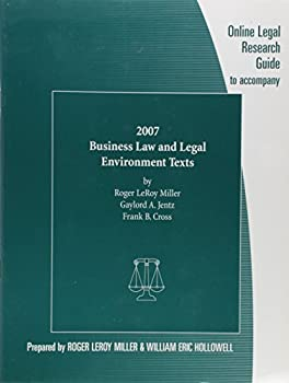 West's Business Law: Text and Cases: Legal, Ethical, International, and E-Commerce Environment 0324376111 Book Cover