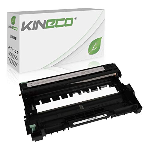 Kineco Trommel kompatibel für Brother DR-2300 für Brother HL-L2340DW, HL-L2300D, MFC-L2700DW, DCPL2520DWG1, DCP-L2500D, HL-L2360DN - DR2300 - Trommel 12.000 Seiten