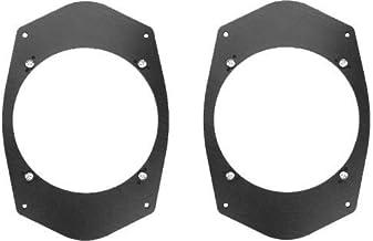 "Universal 6""x9"" 6×9 to 6 1/2"" 6.5 Speaker Adapter Spacer Rings.."