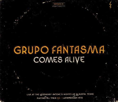 Grupo Fantasma Comes Alive