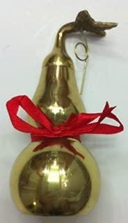 EDOBLUE Feng Shui Brass Wu Lou Gourd 4