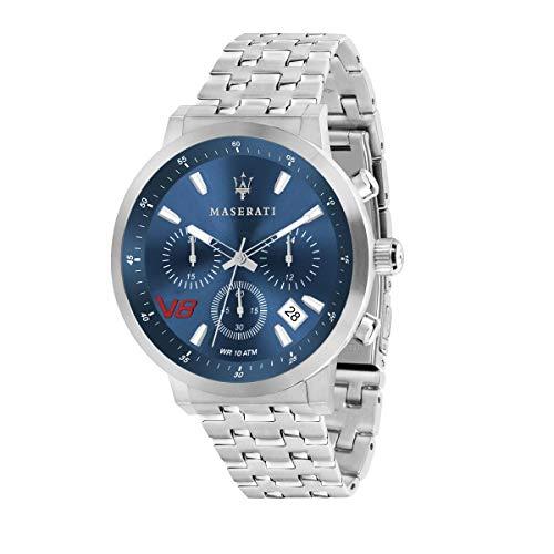 Reloj para Hombre, Colección GT, Movimiento de Cuarzo, cronógrafo, en Acero - R8873134002